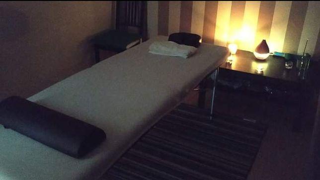 Agende a sua massagem - Massoterapeuta