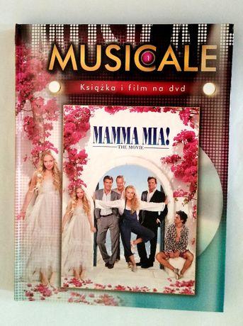 Cudowny film Musical MAMMA MIA płyta DVD