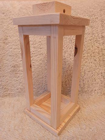 Фонарик деревянный, фонарик для декора