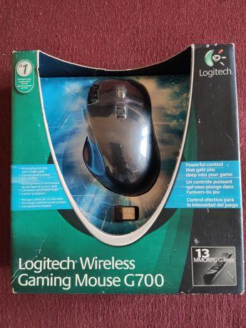Игровая мышь Logitech G 700
