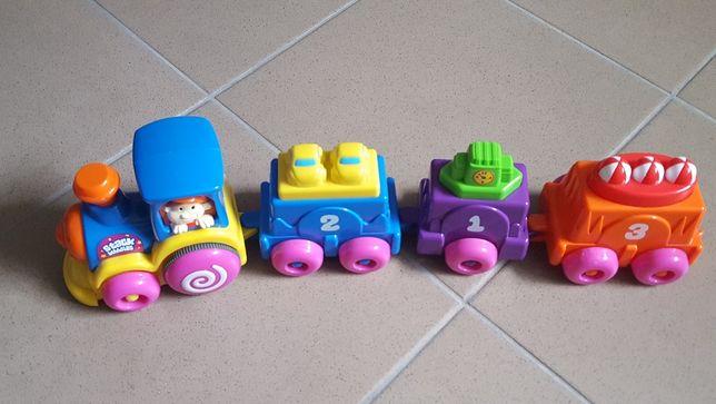 Smiki, Muzyczny pociąg, zabawka edukacyjna