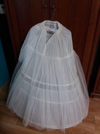 Halka pod suknie ślubną Kolor Ecru
