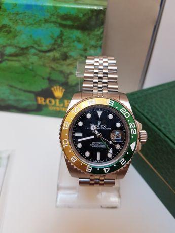 Zegarek męski Rolex GMT MASTER II nowy automatyczny PREMIUM AAA