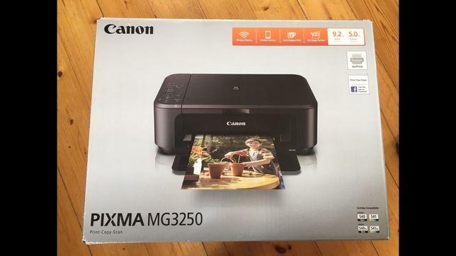 Drukarka, skaner, kopiarka: Canon Pixma MG3250 - uszkodzona!