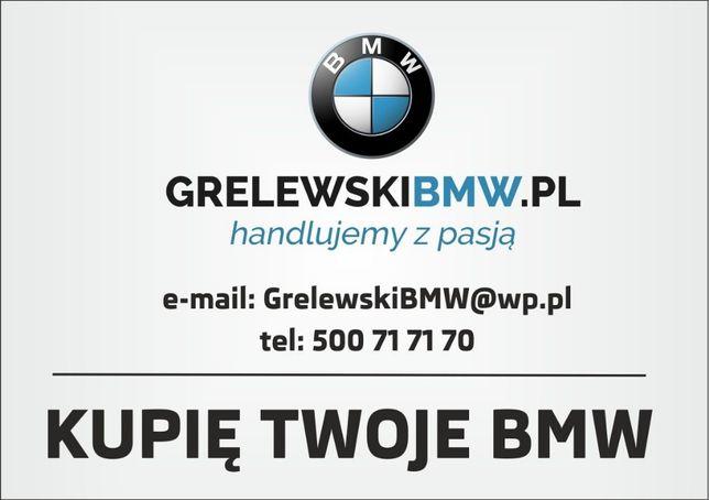 SKUP aut, motocykli i części BMW