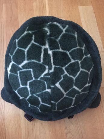 Рюкзак-игрушка из искусственного меха «Черепаха»