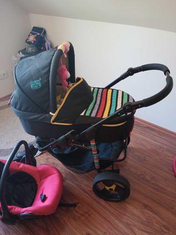 Wózek dziecięcy zestaw