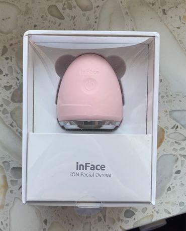 Inface jajko różowe urządzenie do pielęgnacji twarzy xiaomi masażer