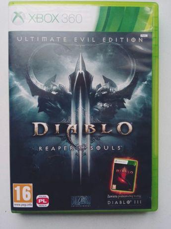 Diablo III Reaper of Souls Ultimate Evil Edition for Xbox 360