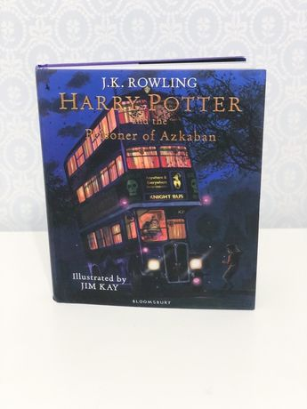 Harry Potter and the prisoner of Azkaban,на английском ,3 часть