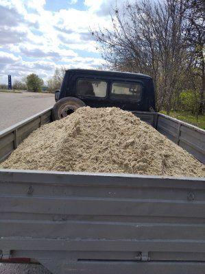 Песок 2.5 тонны Луганск - изображение 1