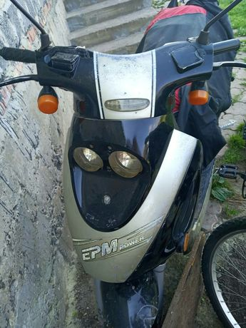 Мопед скутер дж5