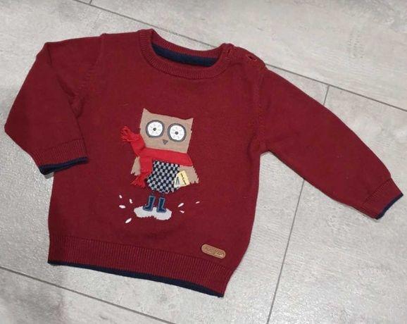 Marks&Spencer sweter r. 3-6 m.