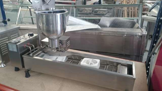 Maquina de Donuts Electrica NOVA