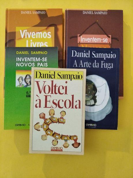 Livros de Daniel Sampaio
