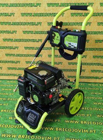 Lavadora Gasolina Alta Pressão - Motor Gasolina 6.5cv - 200Bar - NOVAS