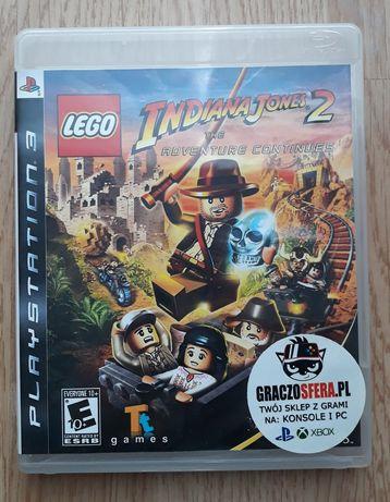 Ps3 Gra LEGO Indiana Jones 2 The Adventure Continues ENG