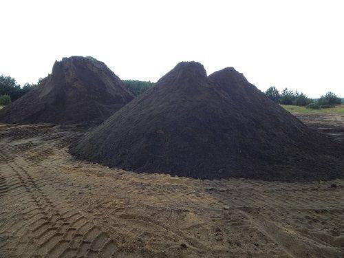 Ziemia,czarnoziem siana,piasek,żwir Roboty ziemne Lębork i okolice