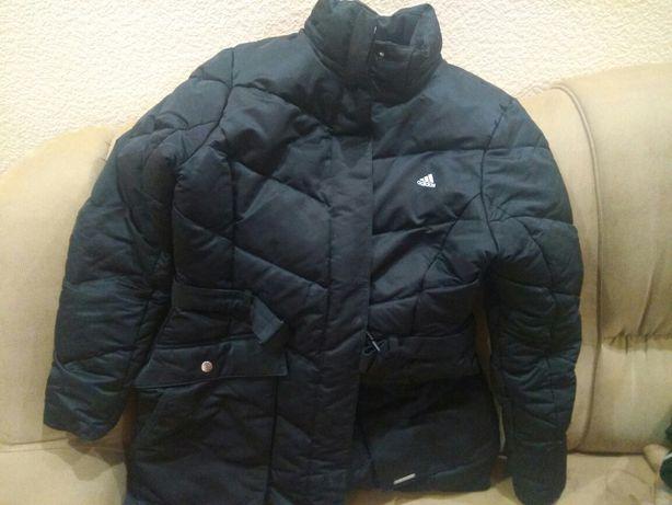 Зимняя курточка женская adidas