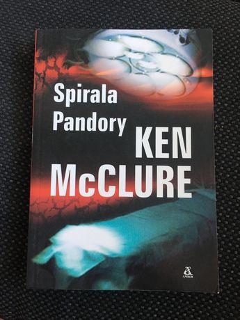Książka Spirala Pandory Ken McClure