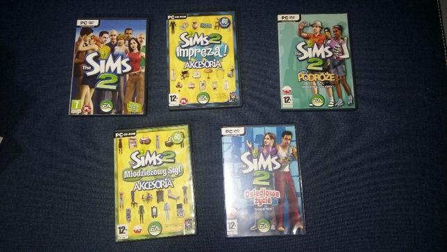"Gra ""The Sims 2"""