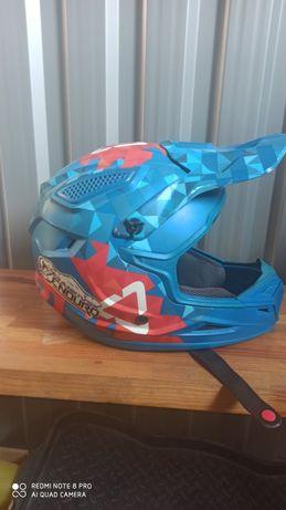 Шлем leatt gpx 4,5