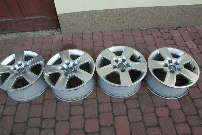 Alufelgi 16 cali 5x112 Oryginalne Audi A-4 B6,B7 B5,A-6,A-8 A-3 8P