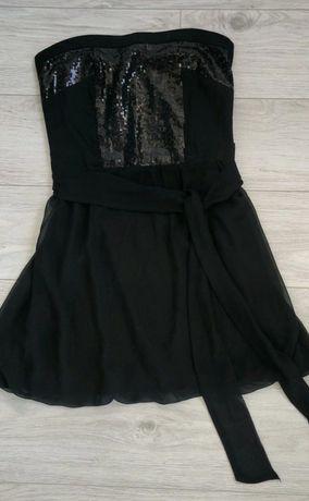 Krótka sukienka rozmiar XS 34