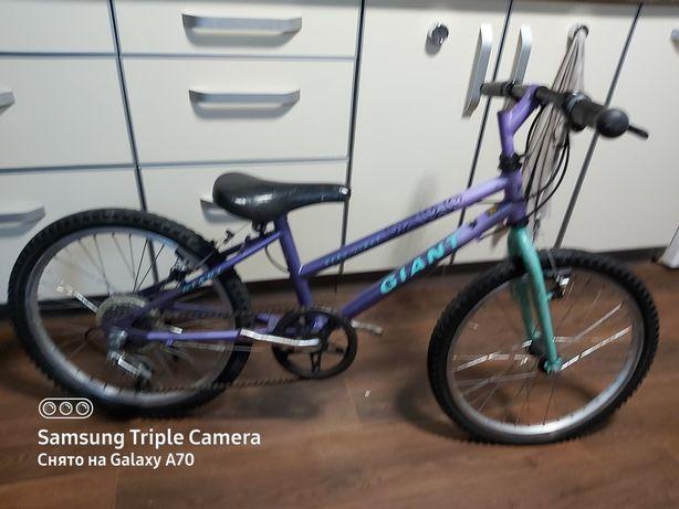 Детский велосипед GIANT из Германии