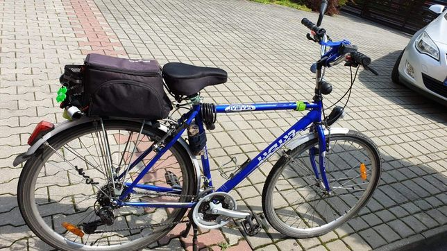 Rower 2 sztuki damski i meski