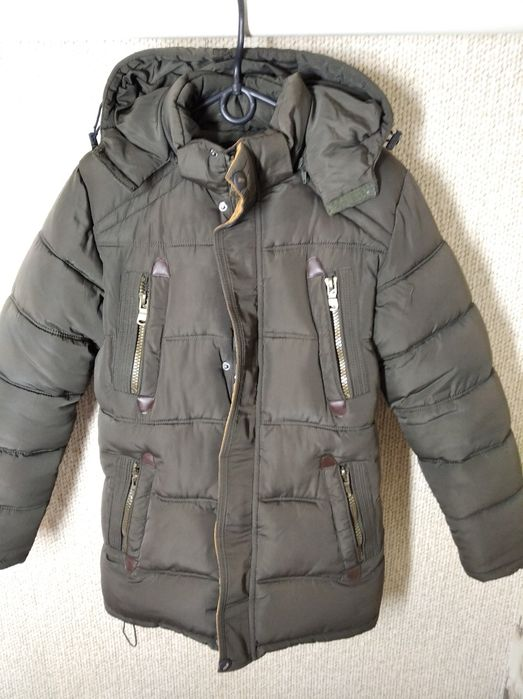 Куртка Парка 42 размер Приморск - изображение 1