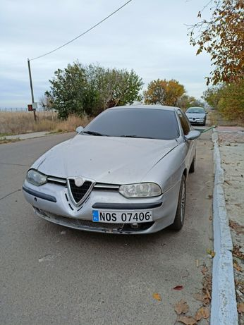 Alfa Romeo 156 2.4 Обмен