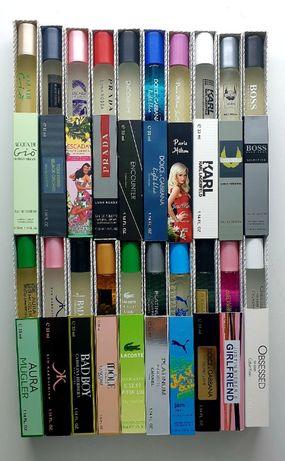 Super !!! Perfumy 33 ml !!! Wypukłe opakowania kolorowe płyny 100 ml