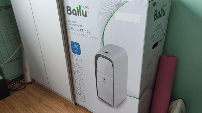 Мобильный кондиционер Ballu BPAC-12 CE_ 17Y
