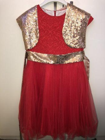 Неймовірно красиве і нарядне плаття і болеро. Можна на випуск в садок