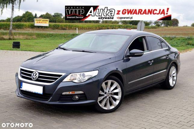 Volkswagen Passat Cc Bezpieczny Zakup Komplet Opon Navi Czujniki