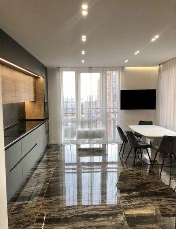 Квартира в ЖК Севен Seven 85м2 Дизайнерский ремонт