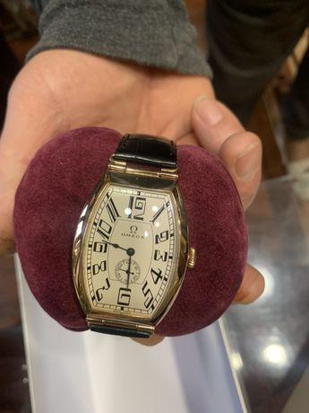 Часы omega золото