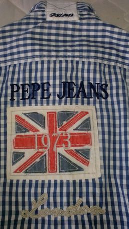 Camisa Pepe Jeans 9/10 anos