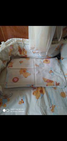 Дитячий балдахін на ліжечко