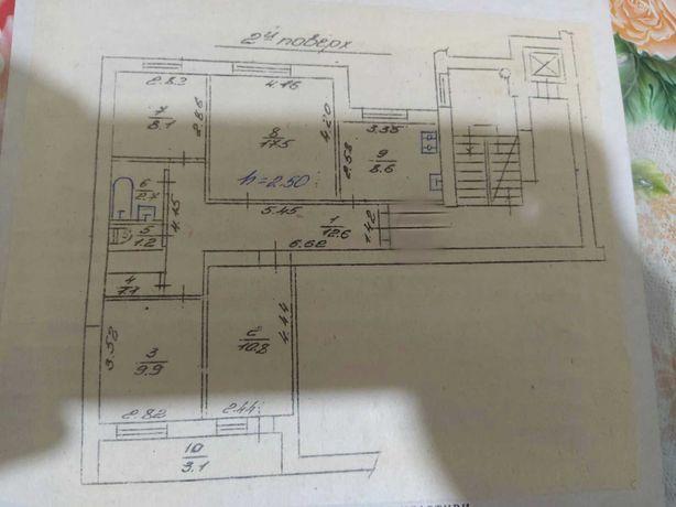 4-кім. квартира по вул. Виговського (р-н Кульпарківської). 2 пов.Чешка