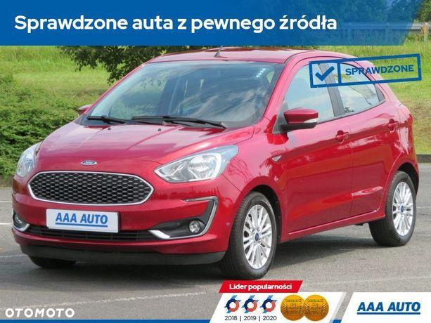 Ford Ka+ 1.2 Ti-VCT, Salon Polska, 1. Właściciel, Serwis ASO, Klima,