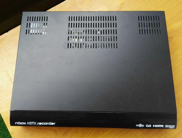 Telewizja bez abonamentu Dekoder Dysk 250 GB NC+ E2