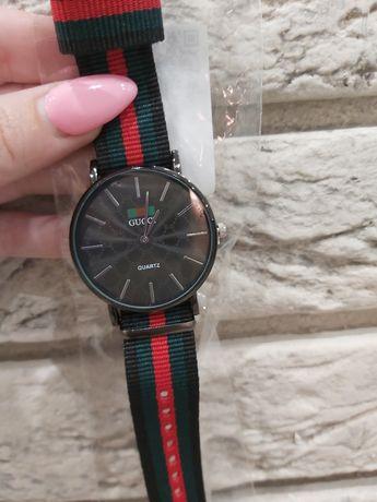 Zegarek Nowy Gucci materiał elegancki