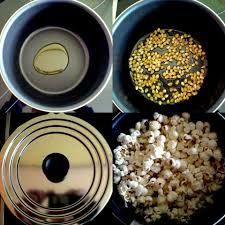 Попкорн, зерно кукурузы для попкорна: