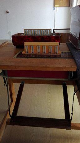 Afinação/reparação/restauro de acordeons, concertinas e harmónios