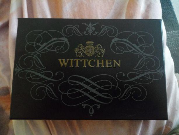 Nowe Skórzane etui Wittchen na karty