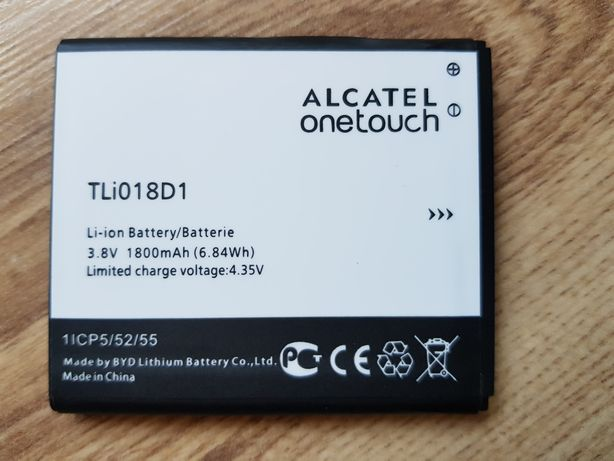 Bateria Alcatel onetouch TLi018D1