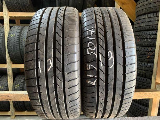 Літні шини 215/50R17 Goodyear EfficientGrip 7,5мм R17 215x50 2ґшт