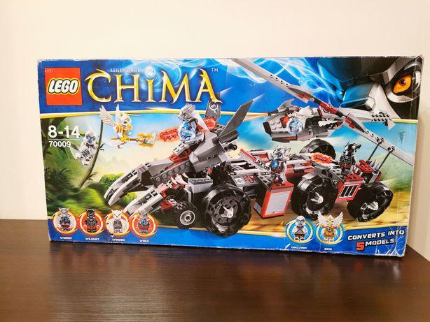 LEGO Chima 70009-Pojazd bojowy Worriza
